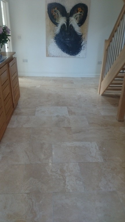Travertine Polishing Kent